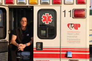 Paramedic team shows Indigenous partnerships in action