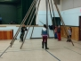 Teepee Teachings at KOHL School